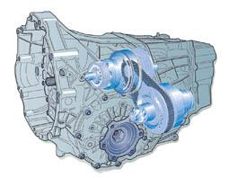 Ремонт АКПП Audi / VW (CVT) 01J