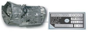 Ремонт АКПП Audi / VW 09D, AW TR-60SN