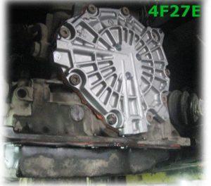 Ремонт АКПП Ford / Mazda 4F27E (FN4A-EL)